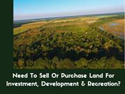 Rural Property For Sale in Texas