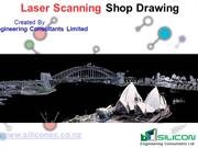 Laser Scanning  Shop Drawing new zealand