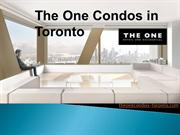 High Rise Condos in One Bloor West, Toronto | The One Condos