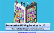 Dissertation Writing Services in UK - Best Help for Dissertation Avail