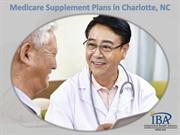Medicare Supplement Plans in Charlotte NC - NC Medicare Help