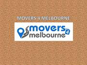 Best Removalist in Melbourne