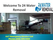 water damage cleanup New Town