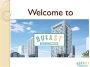 Get the perfect luxury Dueast Condos in Toronto by Daniel Corporation