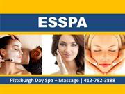 Best Pittsburgh Spa Pittsburgh is Ultimate in Pampering and Relaxation