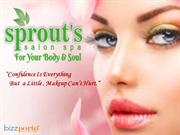 Spa Service In Baner, Treatment Services - Sprouts Saloan & Spa