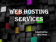 Get Affordable Web Hosting Services From Easy.gr