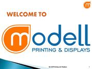 Trade Show Displays - Modell Printing and Displays