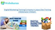 Digital Marketing Training Company in jaipur Seo Training