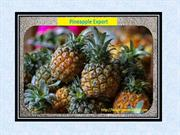 Importance of Pineapple in Your Diet