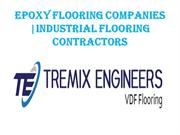 Epoxy Flooring Companies |Industrial Flooring Contractors
