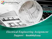 Electrical Engineering Assignment Help at an Affordable Cost