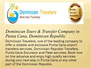 punta cana now transfers
