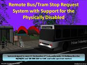 Remote Bus Stop Request System (EN)