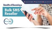Benefits of Becoming a Bulk SMS Reseller