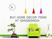 Buy Home Decor Items Online at Gangesindia