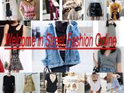 #streetfashiononline , #New York street fashion
