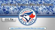 Cheap Toronto Blue Jays Tickets