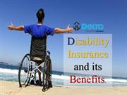 Disability Insurance and its Benefits