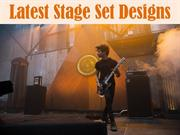 Latest Stage Set Designs