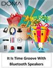 It Is Time Groove With Bluetooth Speakers HK