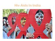 hiv aids in india