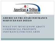 What You Must Know About Commercial Property Insurance for FineArts
