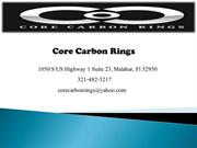 Special Carbon Fiber Rings - Core Carbon Rings
