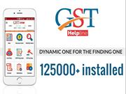 GST Android and IOS Mobile App in India