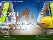 NEBOSH Training in Patna|NEBOSH Course in patna Bihar-DISD