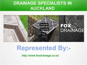 Drainage Specialists In Auckland