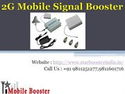 2G Mobile Signal Booster in Delhi