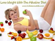 Lose Weight With The Alkaline Diet