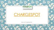 PPT Presentation for the website Charge Spot