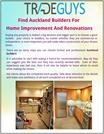 Find Auckland Builders For Home Improvement And Renovations