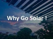 Why opt for Rooftop Solar Panels