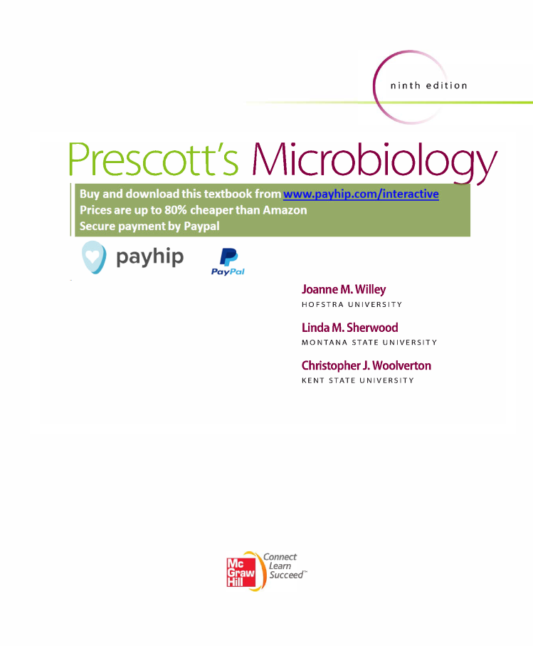 Prescotts microbiology 9th edition authorstream prescotts microbiology 9th edition fandeluxe Images