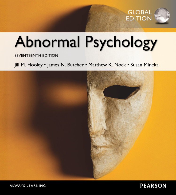 Abnormal psychology global edition authorstream fandeluxe Choice Image