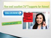 Hotmail Customer Service Number Call @ +1-844-267-8777