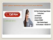 Yahoo Customer Support Number +1-844-267-8777