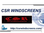 Some tips for windscreen repair services