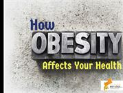 Obesity Affects Your Health