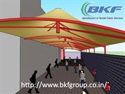 Tensile Structure Manufacturer, Tensile Structure