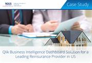 Qlik Business Intelligence Dashboard Solution -  A NOUS' Case-study