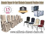 Extended Support for Best Wholesale Commercial Furniture Orders