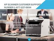 HP scanner customer support number 1-877-227-5694
