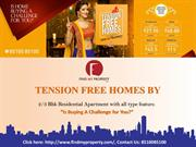 2/3 Bhk Residential Apartments @ 8510085100