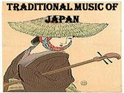 TRADITIONAL MUSIC OF JAPAN