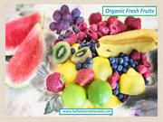 Why Eating Organic Fruits Is a Good Idea