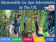 Go Ape Adventures